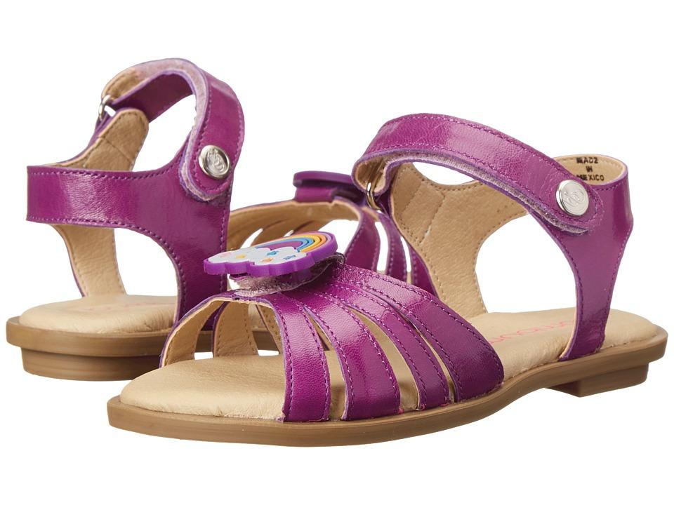 Bumbums & Baubles - Sadie (Toddler/Little Kid) (Purple) Girls Shoes