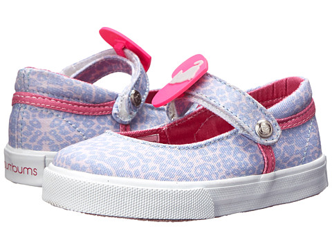 Bumbums & Baubles - Olivia (Toddler/Little Kid/Big Kid) (Peri Animal) Girl's Shoes