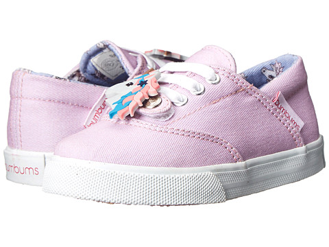 Bumbums & Baubles - Spencer (Toddler/Little Kid/Big Kid) (Light Pink) Girl's Shoes