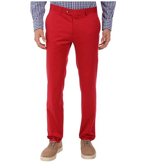 Moods of Norway - Stein Flow Suit Pants 151245 (Dark Red) Men