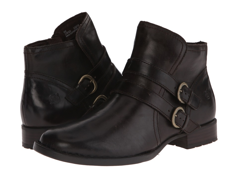 Born Pirlo (Mushroom/Dark Brown Full Grain Leather) Women