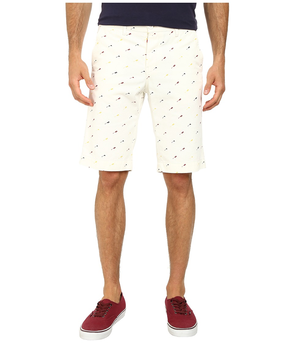 Moods of Norway - Peder Sunde Shorts 151298 (Off White) Men's Shorts