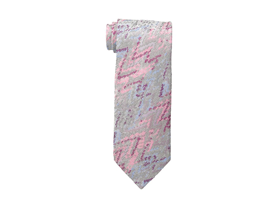 Missoni - CRB8SEU4768 (Grey/Pink) Ties