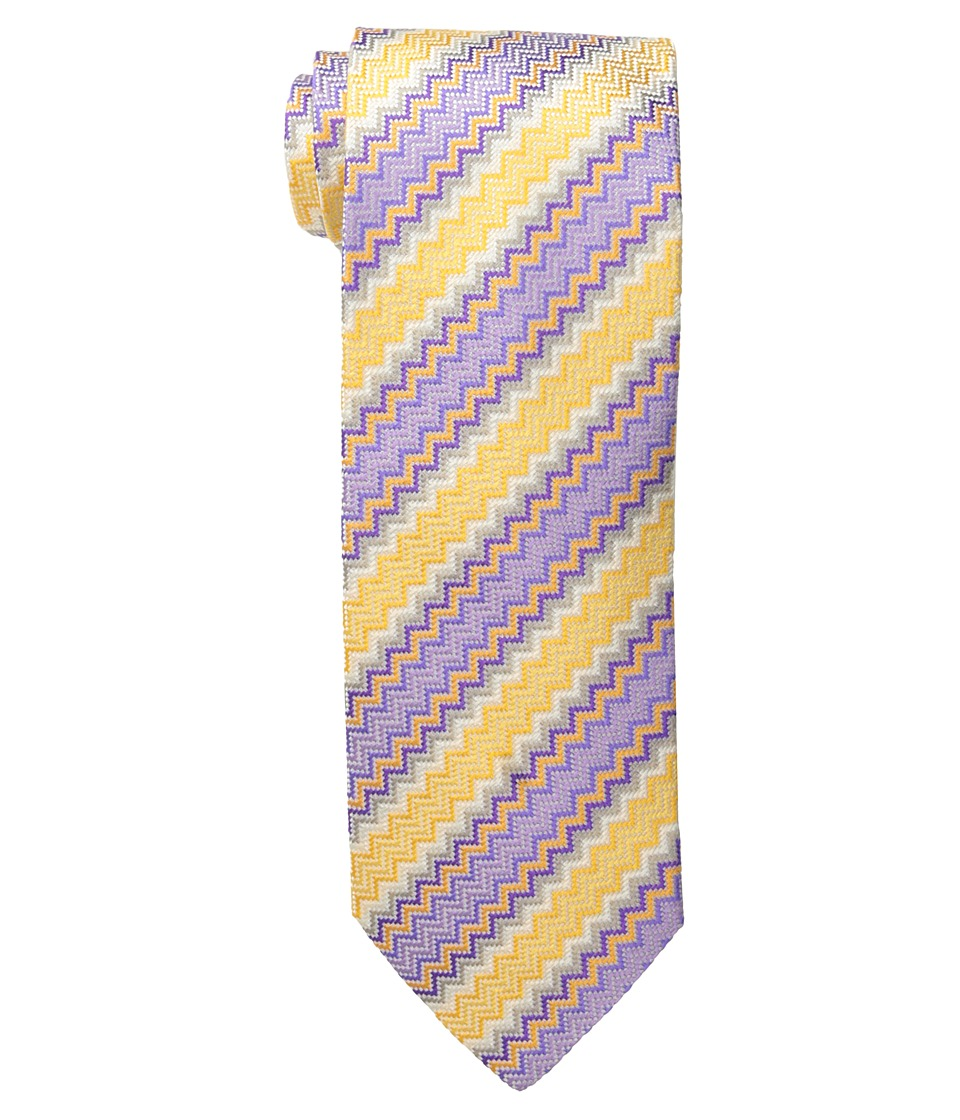 Missoni - CRB8SEU4705 (Purple/Orange) Ties