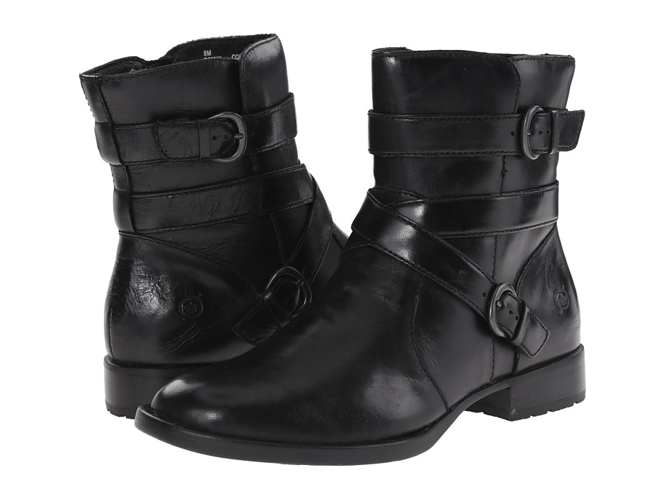 Born McMillan (Black Full Grain Leather) Women