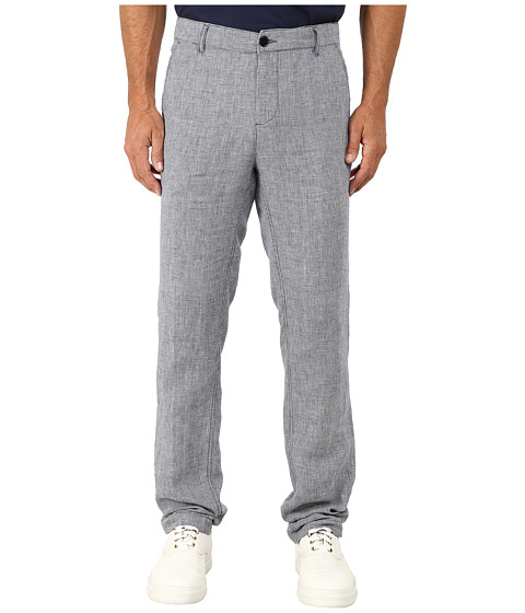 Moods of Norway - Hans Flo Chino Pants 151620 (Cerulean) Men's Casual Pants