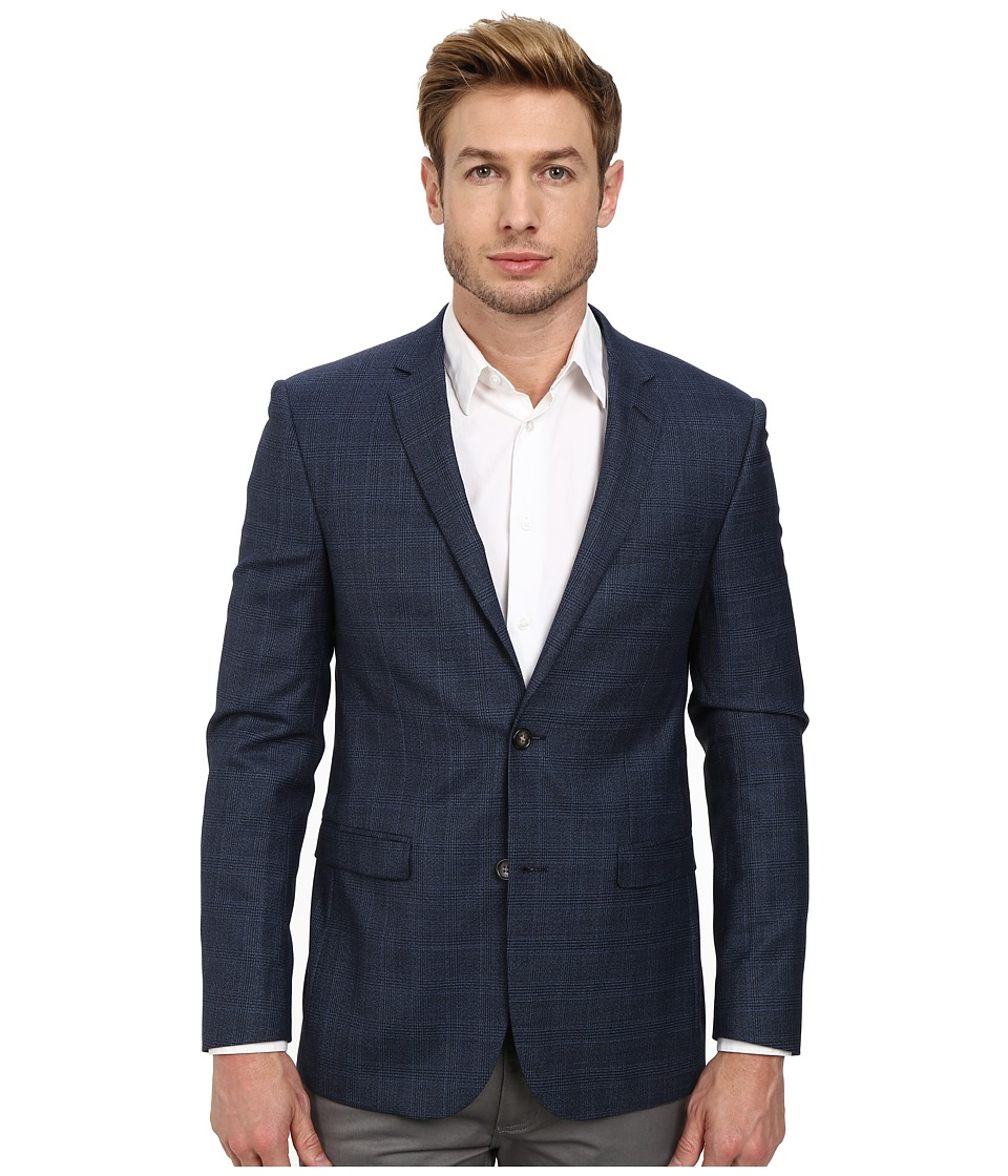 Moods of Norway - Stein Tonning Suit Jacket 151237 (Mid Blue) Men