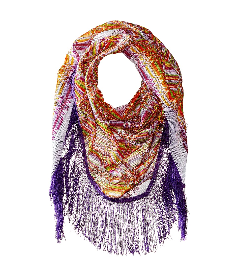 Missoni - ST1SVID4880 (Purple) Scarves