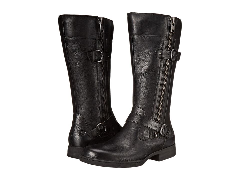 Born Kendell (Black Full Grain Leather) Women
