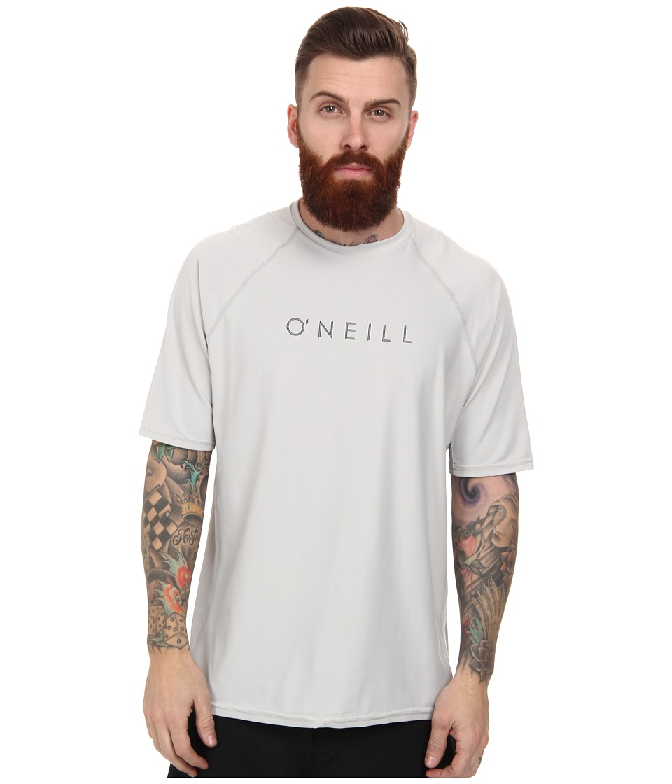 O'Neill - 24-7 Tech Short Sleeve Crew (Lunar) Men's Swimwear