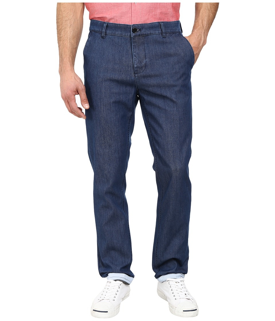 Moods of Norway - Hans Flo Chino Pants 151620 (Dark Navy) Men's Casual Pants