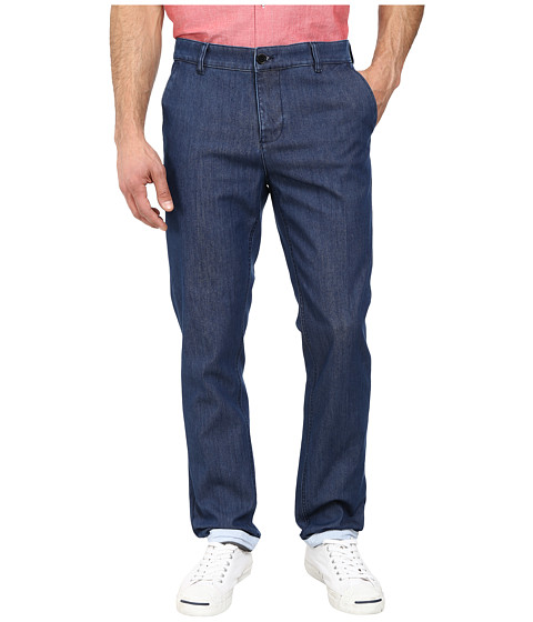 Moods of Norway - Hans Flo Chino Pants 151620 (Dark Navy) Men