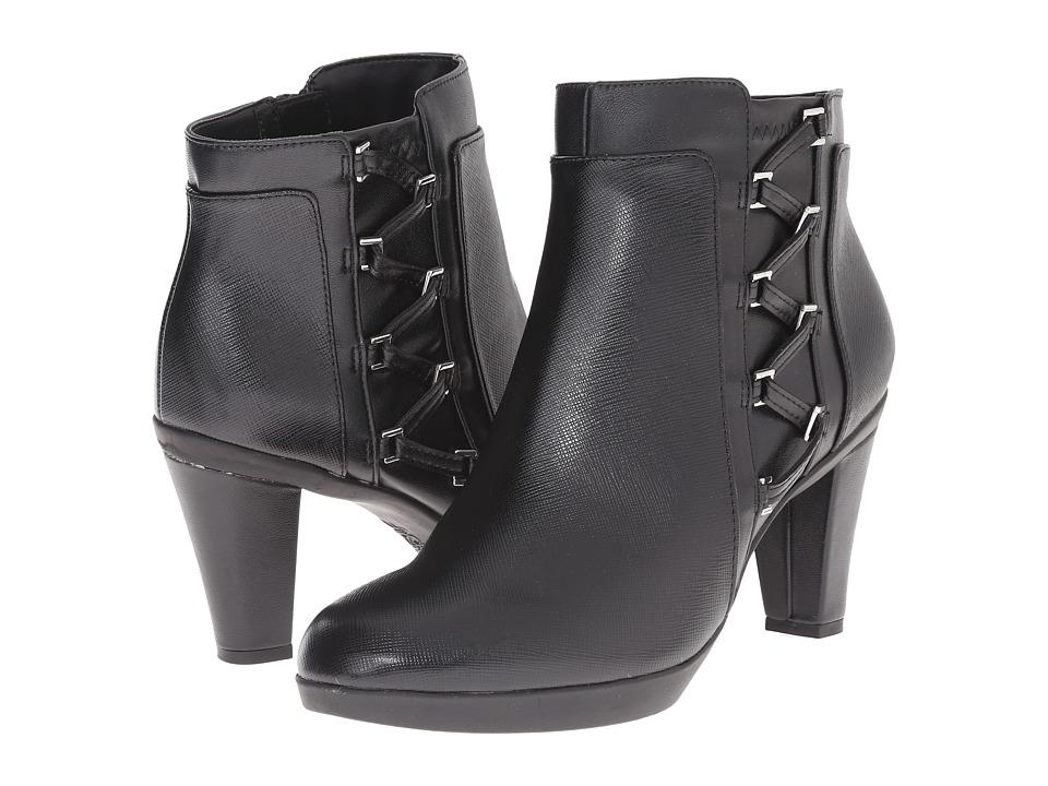 LifeStride - Hale (Black Saga) Women's Boots