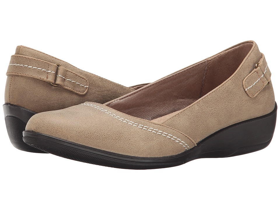 LifeStride - Intellect (Stone) Women's Shoes