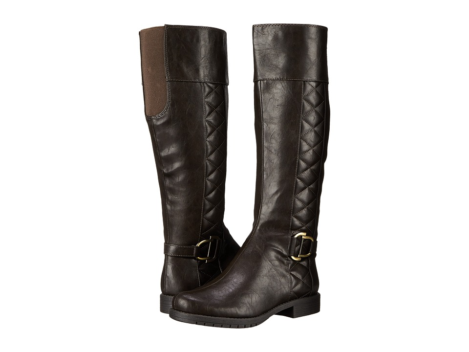 LifeStride - Marvelous (Dark Brown) Women's Boots