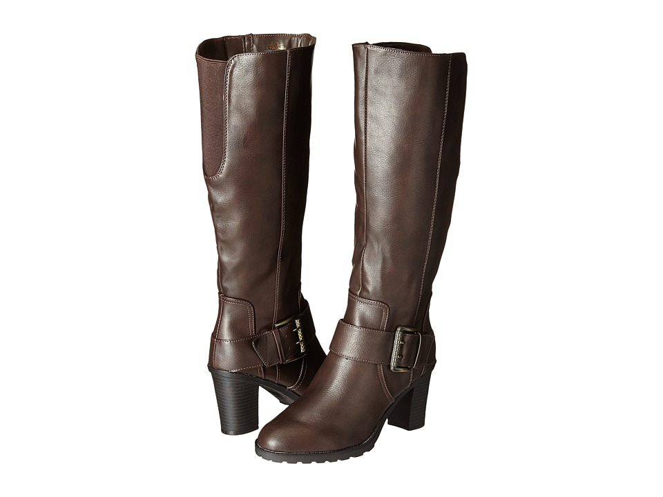 LifeStride - Sasha (Dark Chocolate) Women's Boots