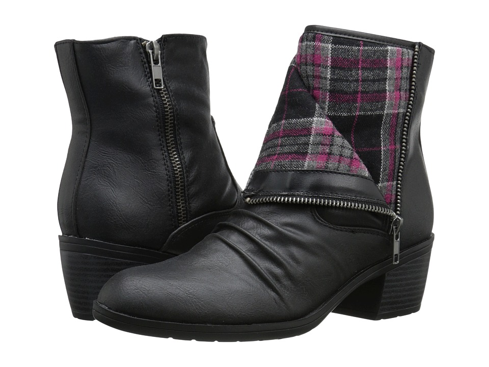 LifeStride - Watchful (Black) Women's Boots