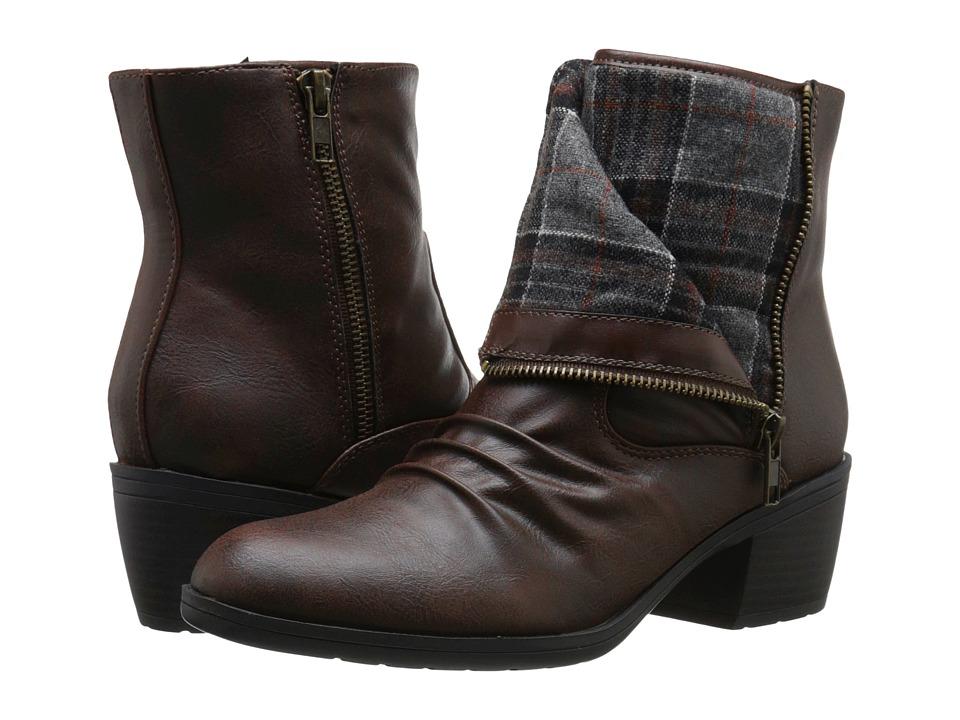 LifeStride - Watchful (Dark Brown) Women's Boots