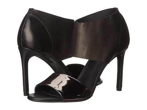 Vince - Stephanie (Rutenio/Black Stefania Specchio/Stretch Nappa Leather/Cervo) Women's Shoes