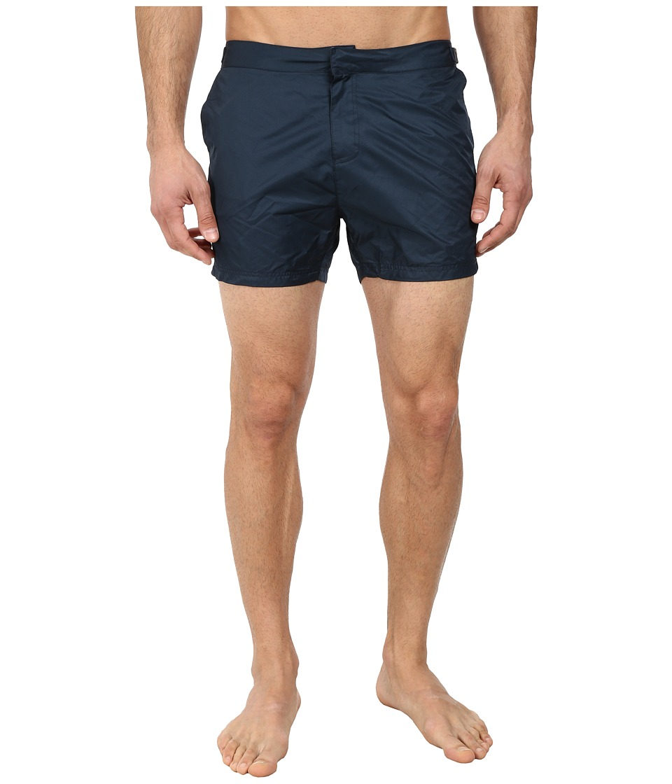 Scotch & Soda - Classic Nylon Swimshorts (Night) Men's Swimwear