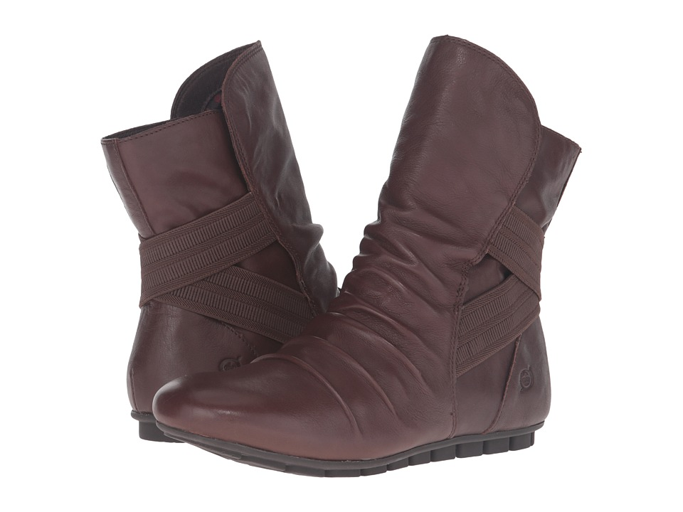Born Dulcie (Castagno/Dark Brown Full Grain Leather) Women
