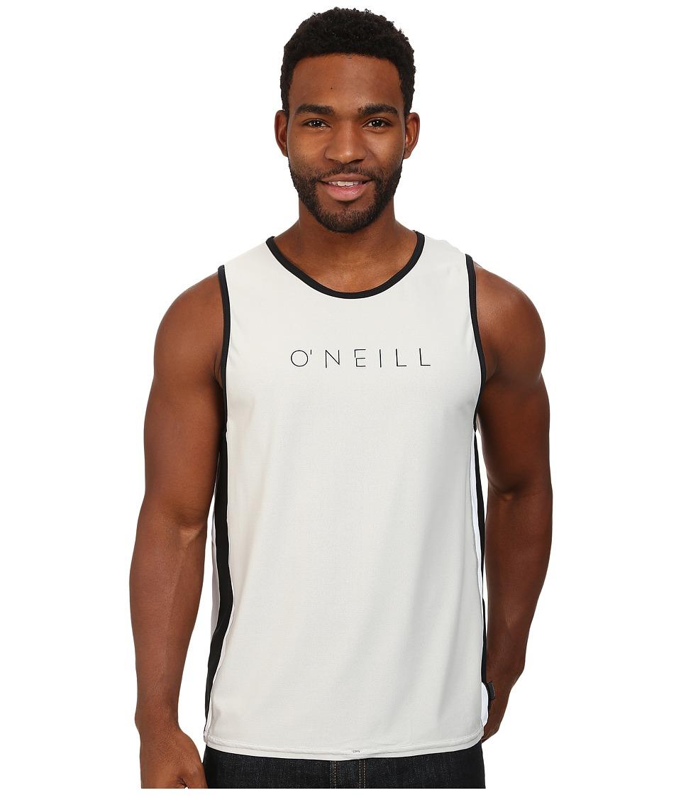 O'Neill - 24-7 Tech Tank Top (Lunar/Black/White) Men's Swimwear