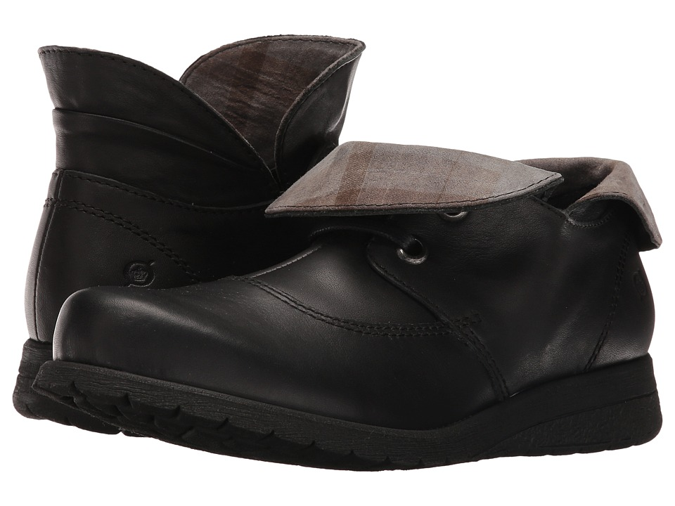 Born Hamids (Black Full Grain Leather) Women