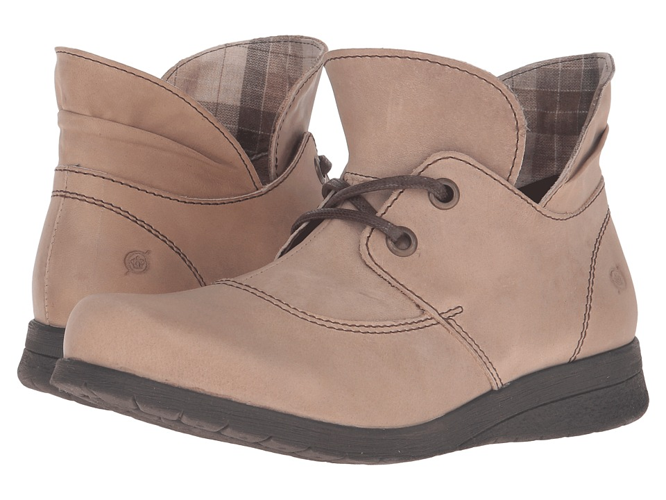 Born Hamids (Tierra/Taupe Full Grain Leather) Women