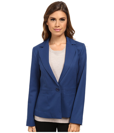 Pendleton - Gabrielle Jacket (Blue Ultra 9 Stretch Worsted) Women
