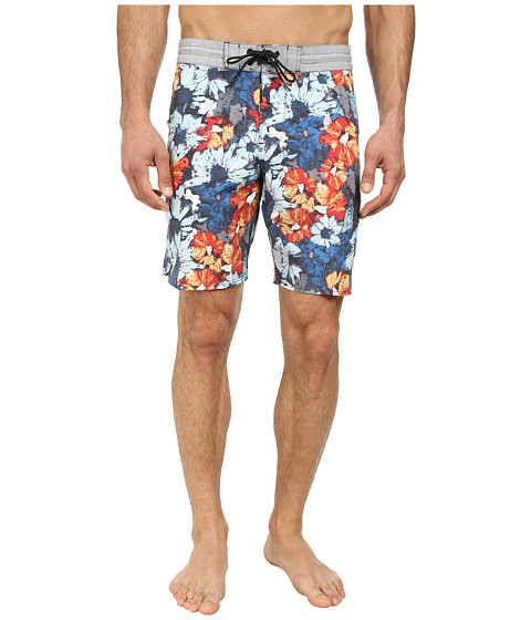 VISSLA - Petaluma Boardshorts (Clear Blue) Men's Swimwear