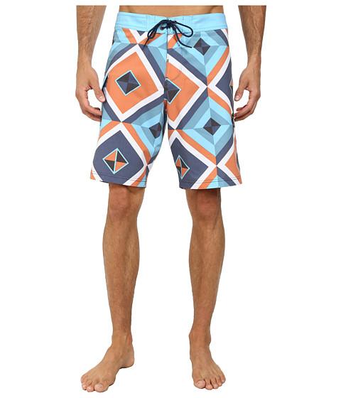 VISSLA - Kwazulu Natal Boardshorts (Sky) Men's Swimwear