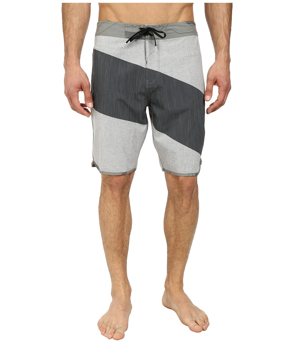 VISSLA - Cutback Boardshorts (Phantom) Men's Swimwear