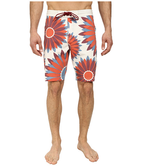 VISSLA - Raylz Boardshorts (Bone) Men's Swimwear