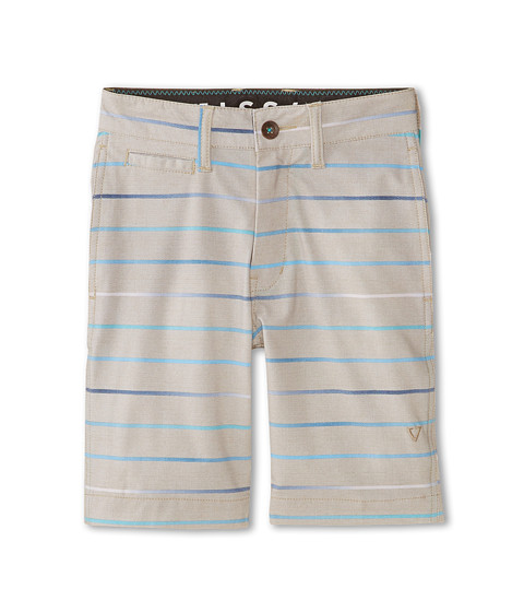 VISSLA Kids - Spaced Out Hybrid (Big Kids) (Khaki) Boy