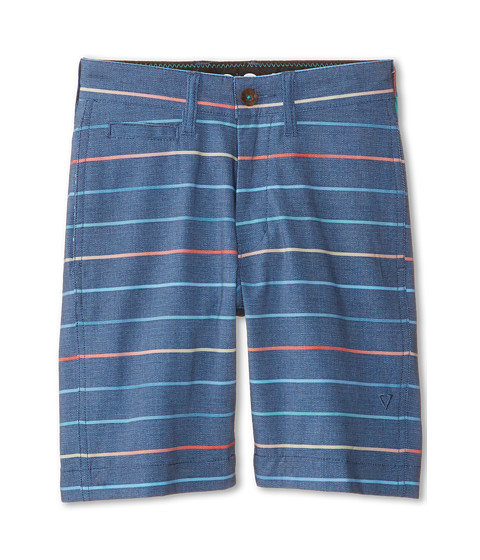 VISSLA Kids - Spaced Out Hybrid (Big Kids) (Naval) Boy's Clothing