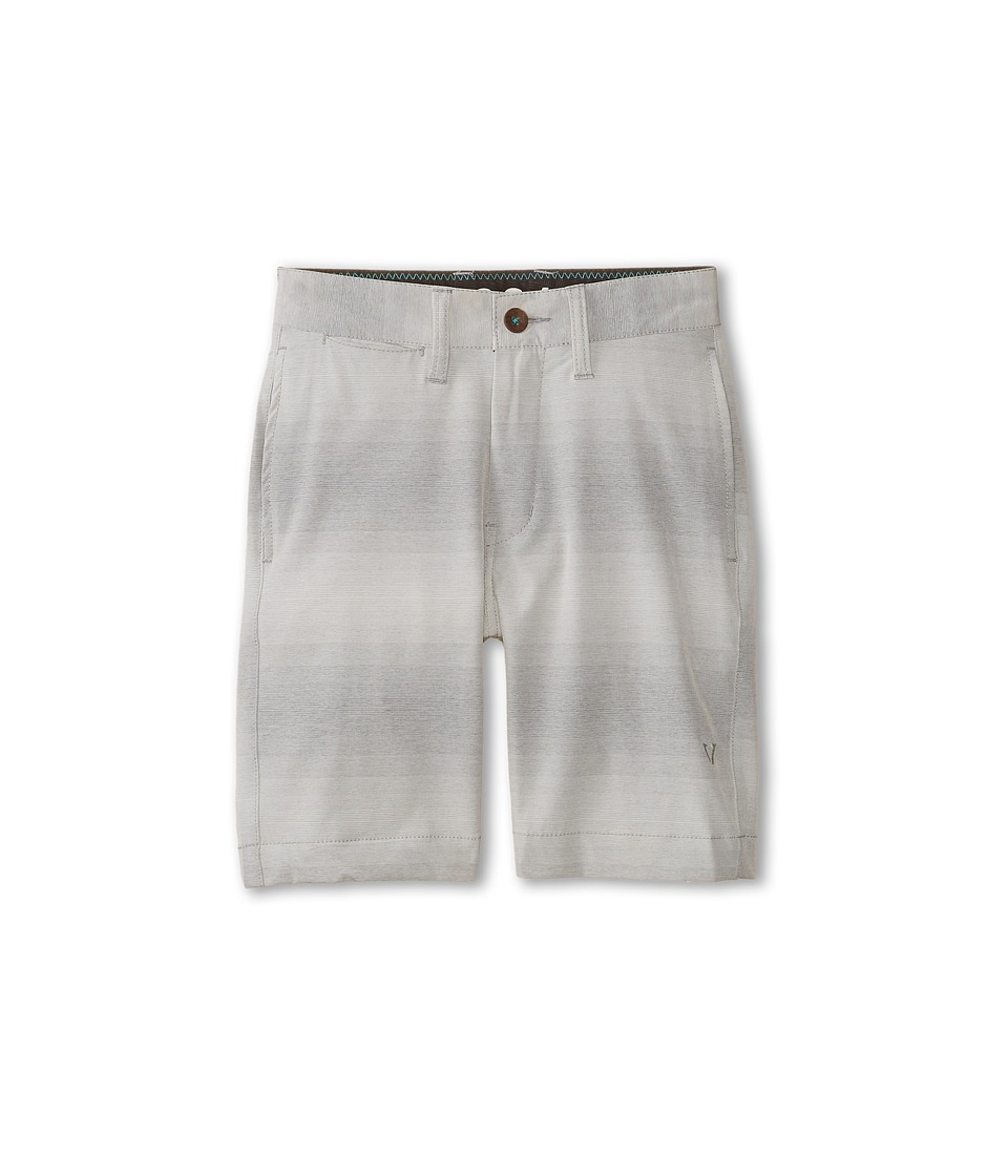 VISSLA Kids - Low Tid Hybrid (Big Kids) (Silver) Boy