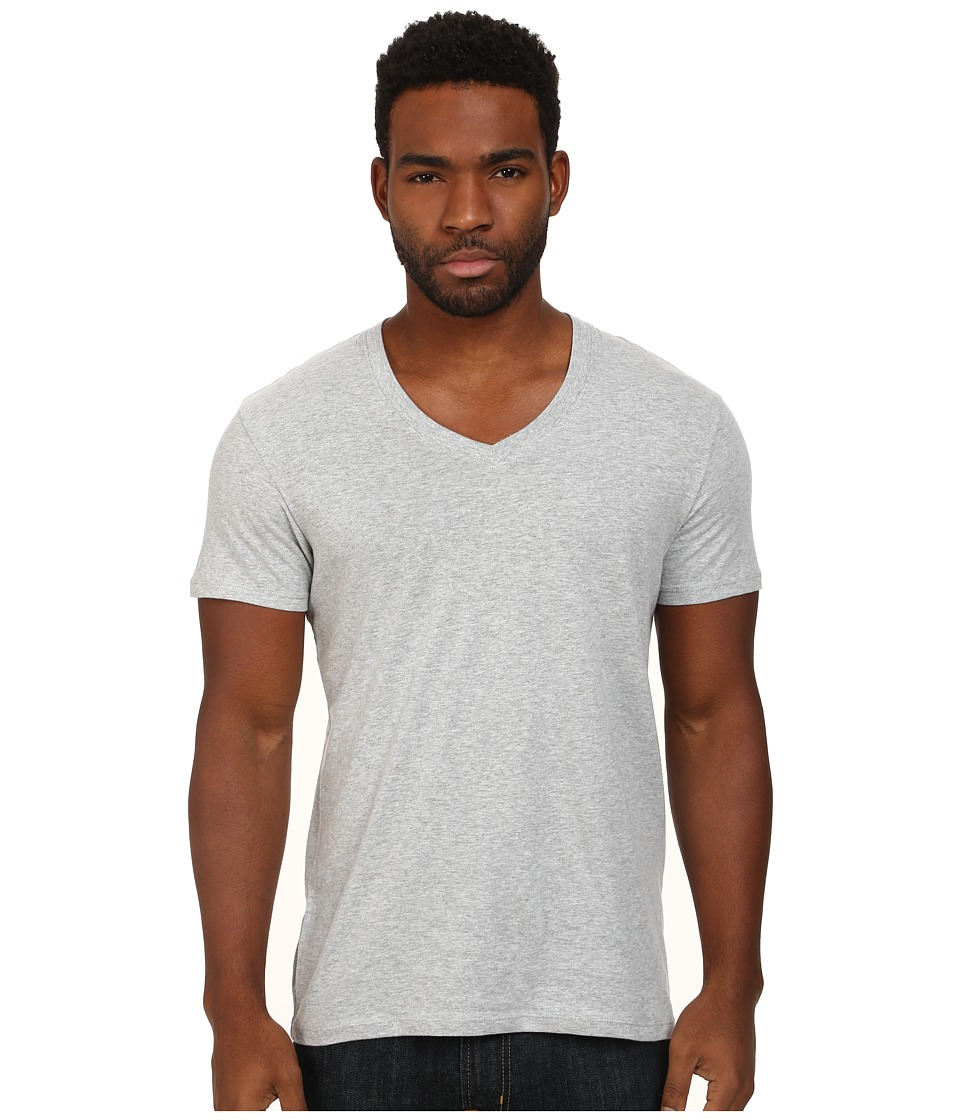 Ben Sherman Short Sleeve Basic Tee MB12038 (Oxford Marl) Men