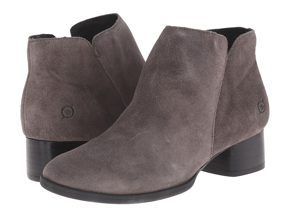 Born - Holman (Grey Suede) Women's Boots