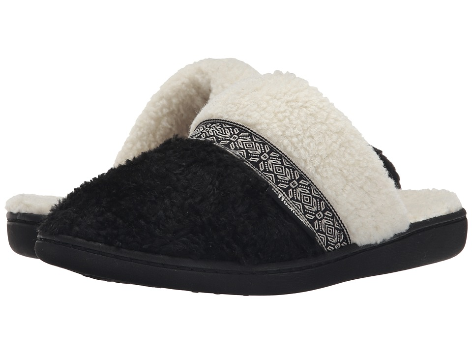 Woolrich Whitecap Slide (Black) Women