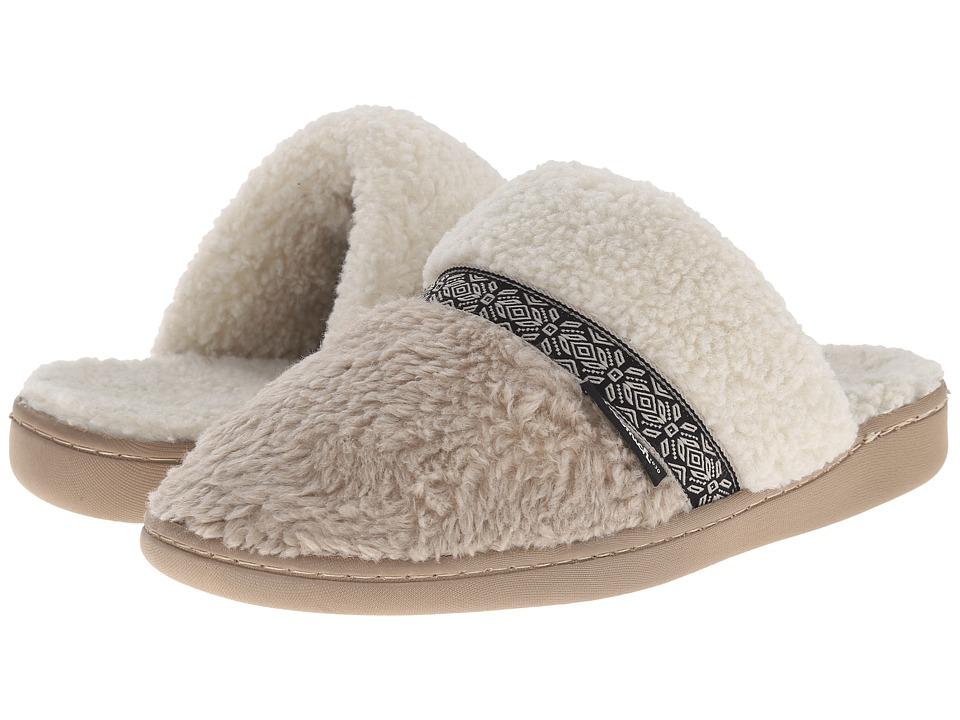 Woolrich - Whitecap Slide (Peyote) Women's Slippers