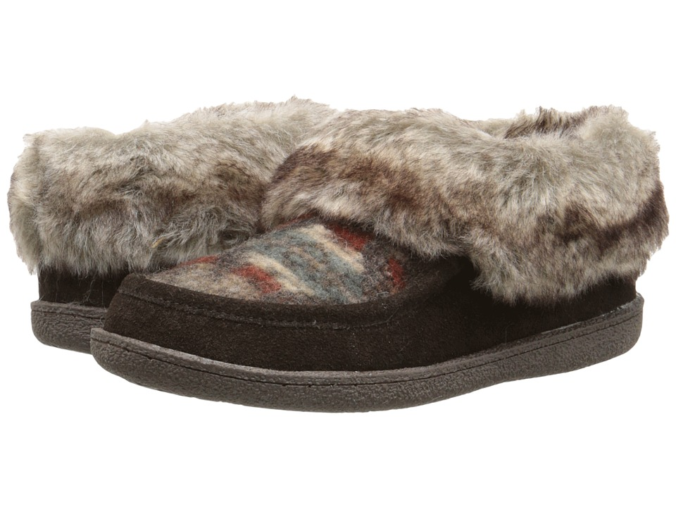 Woolrich Autumn Ridge (Java/Blanket Wool) Women
