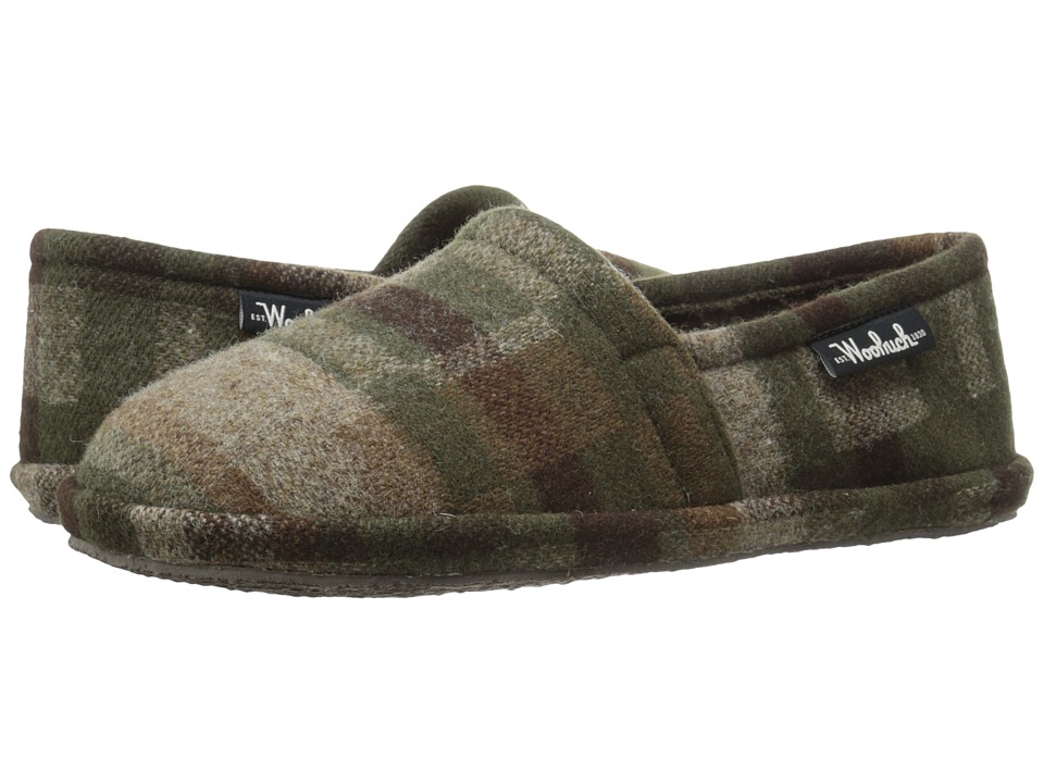 Woolrich - Chatham Chill (Camo Wool) Men's Slippers