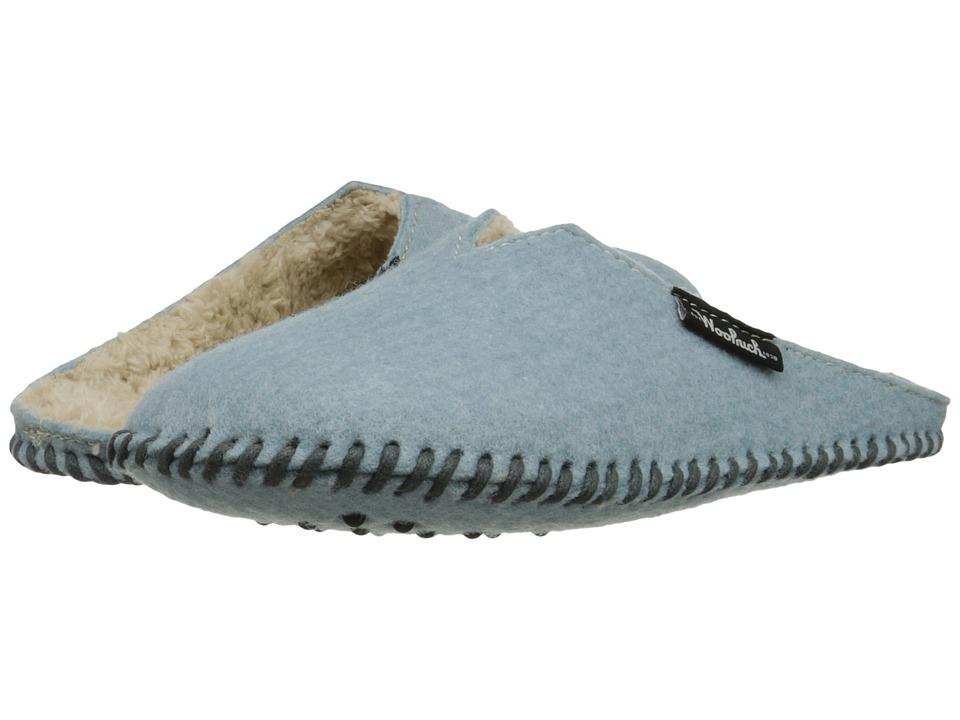 Woolrich - Felt Mill Scuff (Aquifer) Women's Slippers