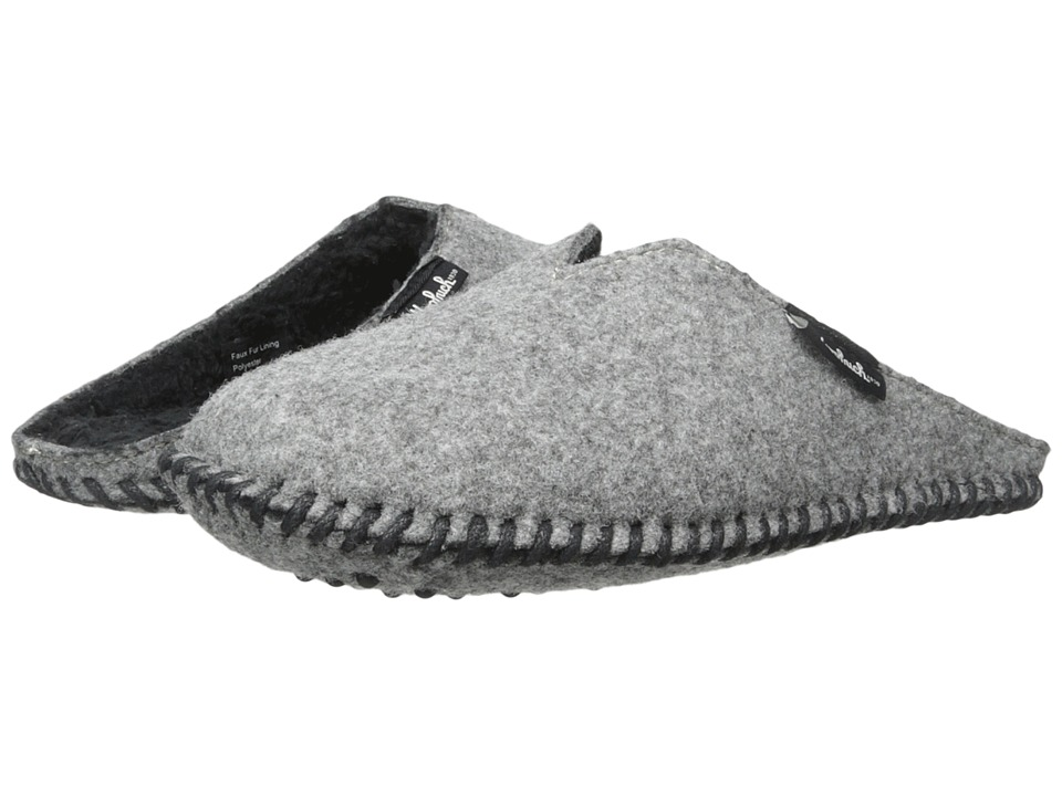 Woolrich - Felt Mill Scuff (Steel Gray 1) Women's Slippers