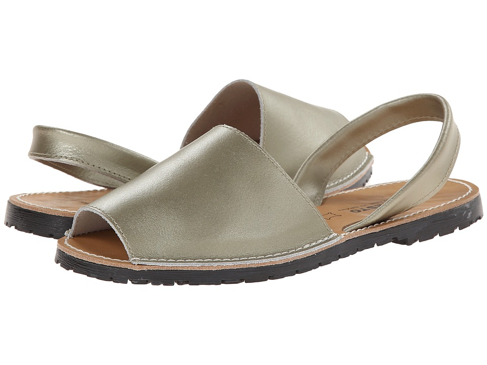 Sesto Meucci - Ibiza (Pale Gold Piel Star Leather) Women's Sandals