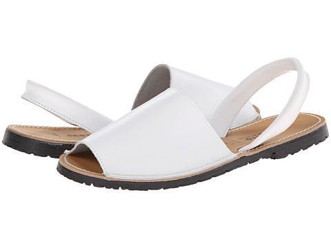 Sesto Meucci - Ibiza (White Piel Star Leather) Women's Sandals