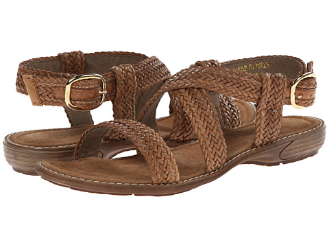 Sesto Meucci - Basket (Cuoio Tuffy Weave) Women's Sandals