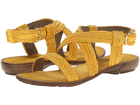 Sesto Meucci - Basket (Yellow Tuffy Weave) Women