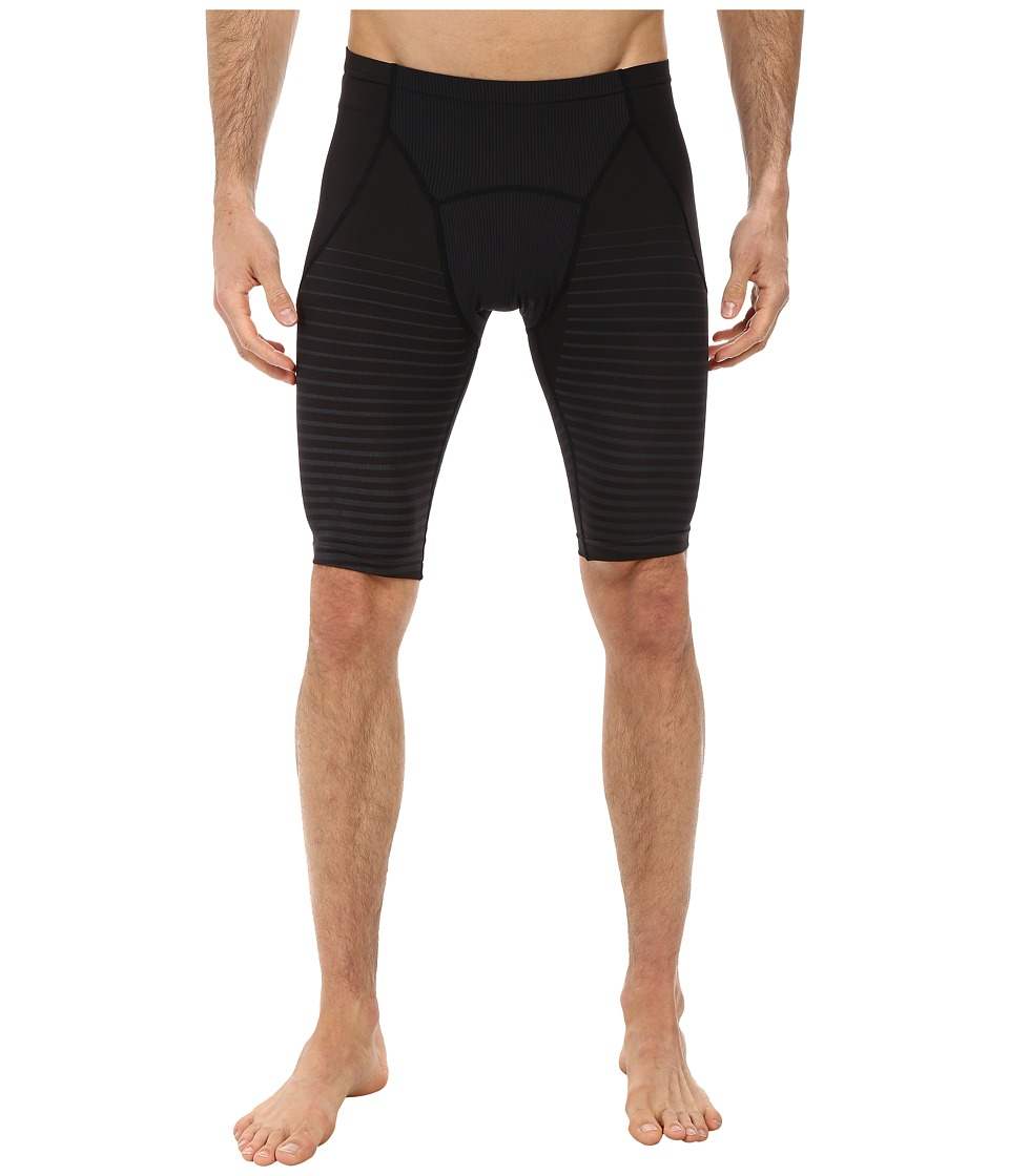 O'Neill - O'Zone Comp Shorts (Black/Black) Men's Swimwear