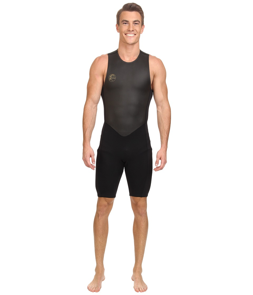 O'Neill - O'Riginal 2mm Shorty (Black/Black) Men's Wetsuits One Piece